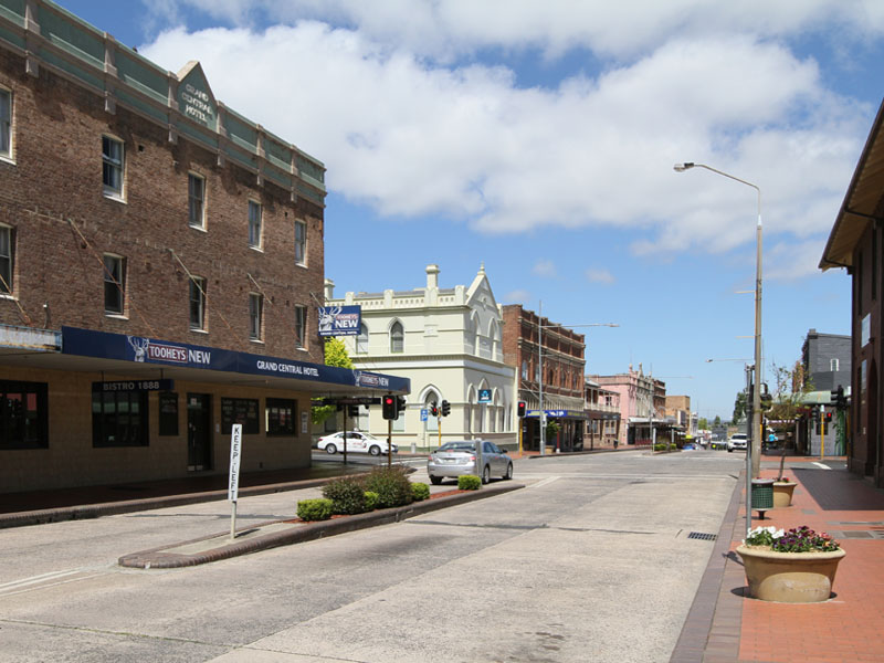 Sydney to Lithgow removalists